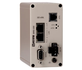 Westermo Industrial ADSL / VDSL Router BRD-355.