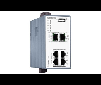 Westermo Lynx Managed EX approved Device Server Switch L106-S2-EX.