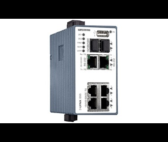 Westermo Lynx Managed EX approved Device Server Switch L108-F2G-S2-EX.