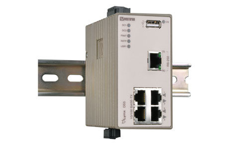 Westermo Lynx Managed EX approved Industrial Device Server Switch with Routing Functionality L205-S1-EX.