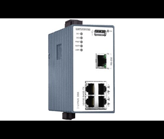 Westermo Lynx Managed Device Server Switch with Routing Functionality L205-S1.