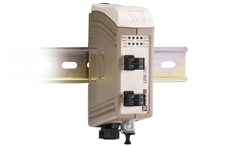 Fibre optic repeater LonWorks® TP/FT-10 TP/FT-10 LRW-702-F2 by Westermo.