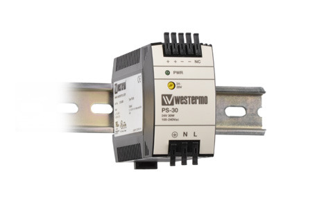 DIN-rail PSU PS-30 by Westermo
