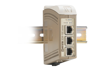 Industrial Ethernet 5-port switch Westermo SDW-541